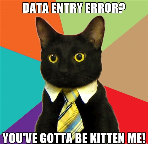 data-entry-error