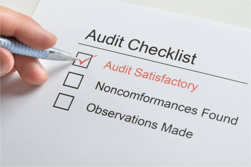 Food Audit Checklist