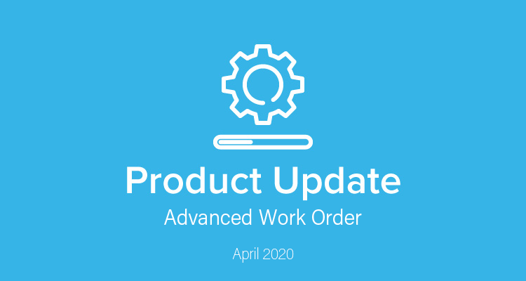 advanced work order